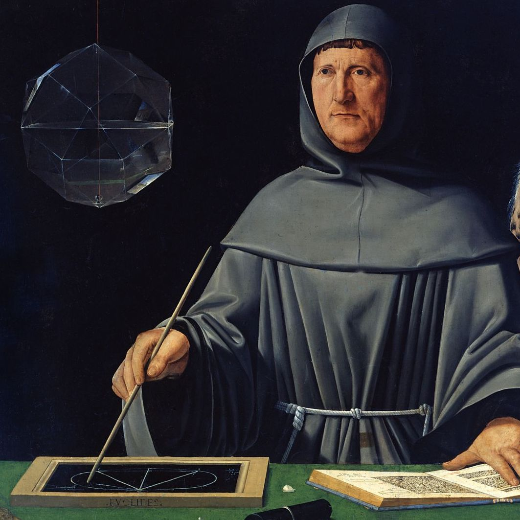 Luca Bartolomeo de Pacioli an Italian mathematician and an early contributor to accounting