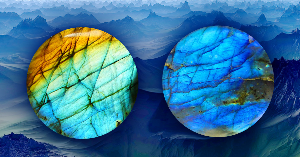Labradorite gemstone and its Mercury–Moon nature
