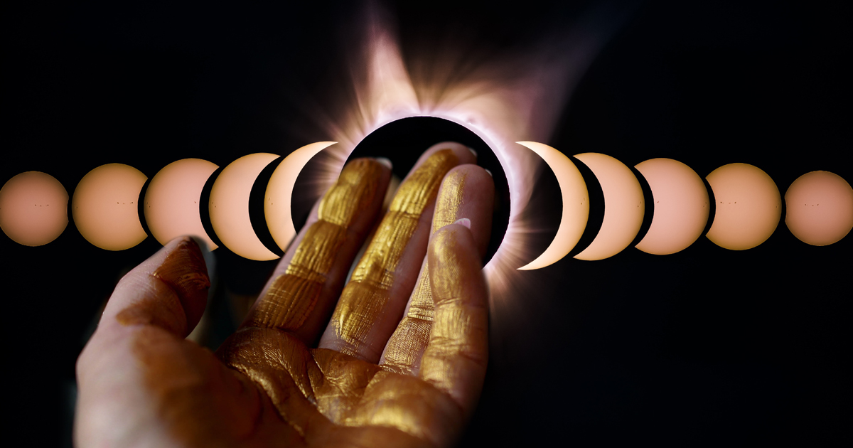 Celestial dialectic of Gold and Silver and the art of balance