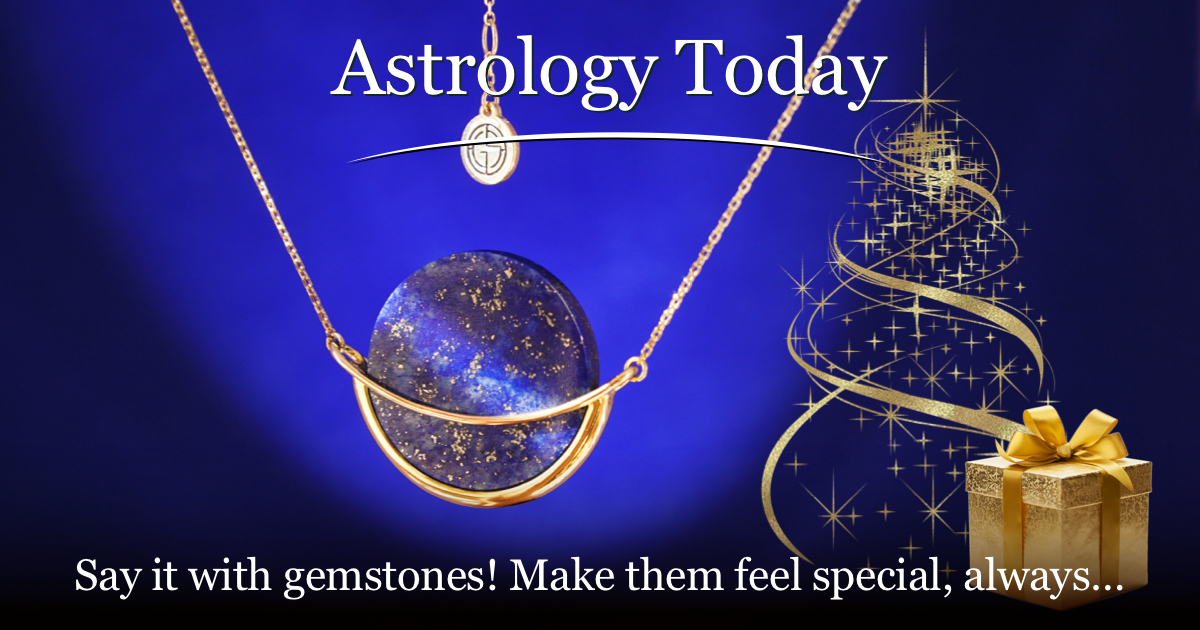 Astrology Today, astro news update,issue 026, Lapis Lazuli as perfect Christmas gift