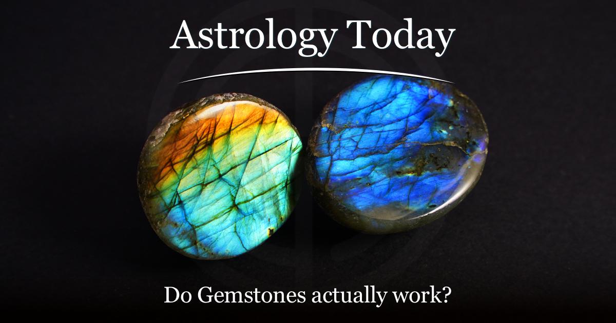 Astrology Today, astro news update,issue 027, Labradorite gemstones on dark background