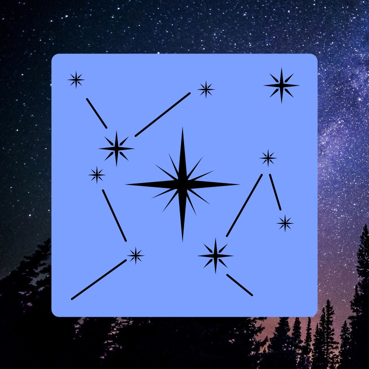 How to work with the fixed stars in astrological chart